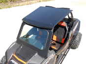 RZR 1000 DOT Glass Windshield