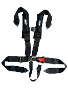 "PRP 5.2  SFI Approved, 5 point 2"" Padded Harness"