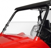 RZR Half Fixed Windshield (Scratch Resistant)