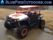 BlueFire's K.I.S.S. RZR Roll Cage