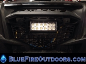 RZR 570/800/900 LED Light Bar Grill