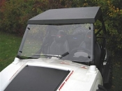 "Hard Coat ""Cooter Brown"" Windshield"