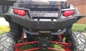 RZR XP900 Extreme Rear Bumper