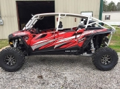 POLARIS XP 4 1000 ROLL CAGE
