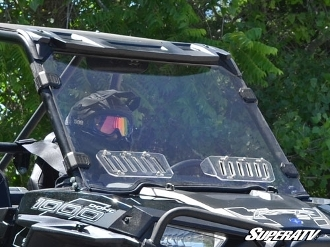 2015+ RZR 900/ 1000/ Turbo Scratch Resistant Vented Windshield