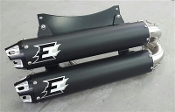 Empire Industries High Performance RZR XP 1000 Exhaust