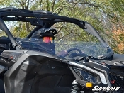 Can-Am Maverick X3 HalfWindshield
