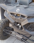 Maverick X3 Slip On Exhaust