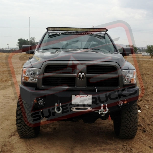 2009 2013 ram 1500 51 bluefire led light bar w mounts aloadofball Images