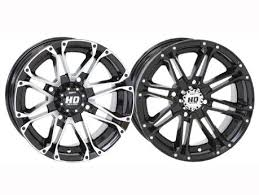 HD3 Machined & Black (set of 4)